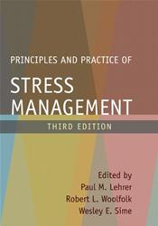 Principles and Practice of Stress Management Cover Image
