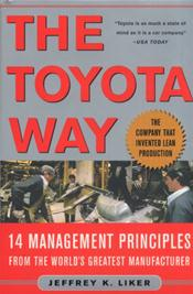 Toyota Way: 14 Management Principles from the Worlds Greatest Manufacturer Cover Image