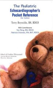 Pediatric Echocardiographer's Pocket Reference