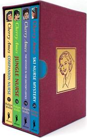 Cherry Ames Nursing Series. Boxed Set of 4 Books. 17-20