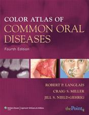 Color Atlas of Common Oral Diseases. Text with Interet Access Code