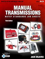 Natef Standards Job Sheets: Manual Transmissions (A3)