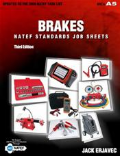 NATEF Standards Job Sheets: Brakes (A5). Updated to the 2008 NATEF Task List