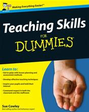 Teaching Skills For Dummies Cover Image