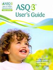 ASQ-SE User's Guide for the ASQ-3 Ages and Stages Questionaires