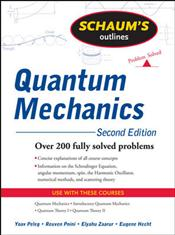 Schaum's Outlines of Quantum Mechanics