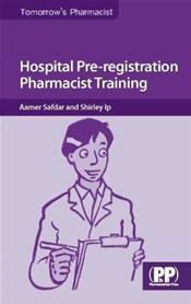 Hospital Pre-registration Pharmacist Training Cover Image