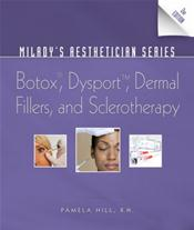 Miladys Aesthetician Series: Botox, Dysport, Dermal Fillers, and Sclerotherapy
