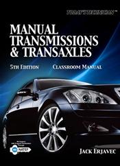 Today's Technician: Manual Transmissions and Transaxles. Classroom Manual and Shop Manual. 2 Books