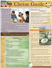 Cheese Guide Laminated Reference Chart