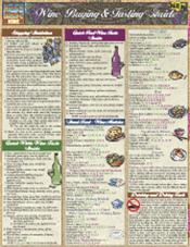 Wine Buying and Tasting Guide Laminated Reference Chart