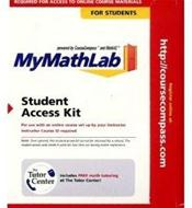 My Mathlab Student Access Kit. Access Code