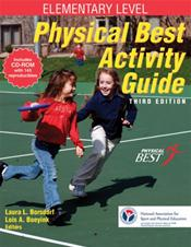 Physical Best Activity: Elementary Level. Text with CD-ROM for Windows and Macintosh