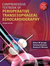 Comprehensive Textbook of Perioperative Transesophageal Echocardiography. Text with Internet Access Code for Integrated Website Cover Image