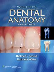 Woelfel's Dental Anatomy. Text with Internet Access Code for thePoint