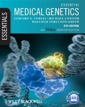 Essential Medical Genetics. Text with Internet Access Code for Integrated Website