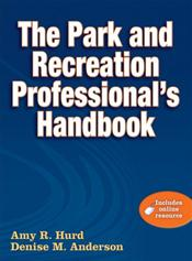 Park and Recreation Professional's Handbook w/Online Resource