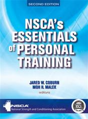NSCA's Essentials of Personal Training: National Strength and Conditioning Association