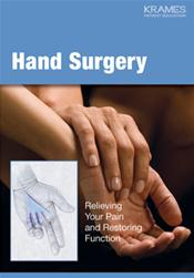 Hand Surgery: Relieving Your Pain and Restoring Function Pamphlet