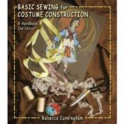 Basic Sewing For Costume Construction: A Handbook. Includes 3-Ring Binder