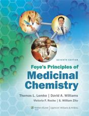 Foye's Principles of Medicinal Chemistry. Text with Internet Access Code for thePoint