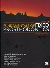 Fundamentals of Fixed Prosthodontics Cover Image
