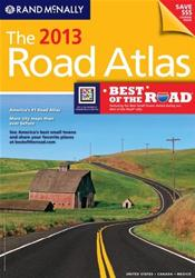 Rand McNally Road Atlas 2013: United States, Canada, and Mexico