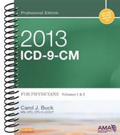 ICD-9-CM 2013: Professional for Physicians. Volumes 1 and 2 in 1 Book. Includes Netter Anatomy Art