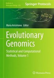 Evolutionary Genomics: Statistical and Computational Methods, Volume 1