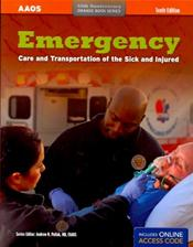 Emergency Care and Transportation of the Sick and Injured. Text with Internet Access Code for EMT/EMS Zone