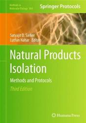 Natural Products Isolation: Methods and Protocols