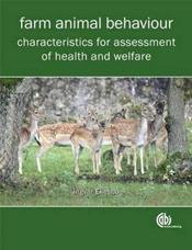 Farm Animal Behaviour: Characteristics for Assessment of Health and Welfare