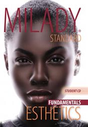 Milady's Standard Esthetics: Fundamentals on CD-ROM for Windows. Student CD-ROM, Single User Version