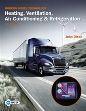 Modern Diesel Technology: Heating, Ventilation, Air Conditioning, and Refrigeration