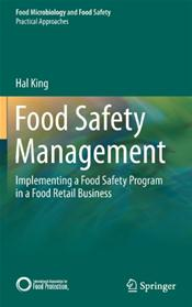 Food Safety Management: Implementing a Food Safety Program in a Food Retail Business