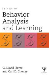 Behavior Analysis and Learning Cover Image