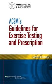 ACSM Resource Manual for Guidelines for Exercise Testing Package. Includes Resource Manual and Guidelines Cover Image