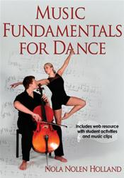 Music Fundamentals for Dance. Text with Access Code