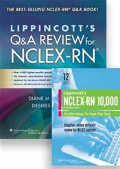 LWW NCLEX-RN 10,000 PrepU; plus Billings 11e Q&A Package