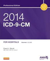 ICD-9-CM 2014: Professional Edition for Hospitals. Volumes 1, 2 & 3 in 1 Book. Includes Netter Anatomy Art