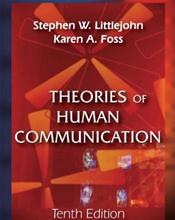 Theories of Human Communication