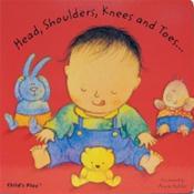 Head, Shoulders, Knees and Toes/Cabeza, Hombros, Piernas, Pies (English/Spanish)