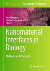 Nanomaterial Interfaces in Biology: Methods and Protocols