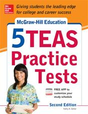 McGraw-Hill's 5 TEAS Practice Tests