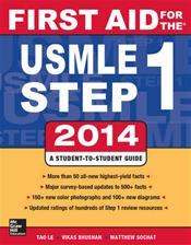 First Aid for the USMLE Step 1: 2014