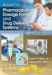 Ansel's Pharmaceutical Dosage Forms and Drug Delivery Systems. Text with Access Code