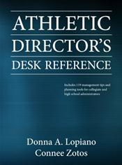 Athletic Director's Desk Reference. Text with Access Code