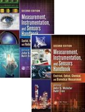Measurement, Instrumentation, and Sensors Handbook. 2 Volume Set