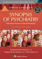 Kaplan and Sadocks Synopsis of Psychiatry: Behavioral Sciences/Clinical Psychiatry. Text with Access Code Cover Image