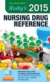Mosby's Nursing Drug Reference 2015